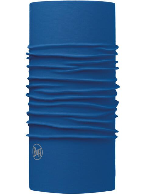 Buff Original Solid Neck Tube Blue Skydiver